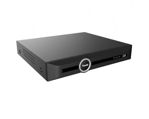 Сетевой IP видеорегистратор Tiandy TC-R3105 Spec: I/B/P NVR 5 каналов (PoE)