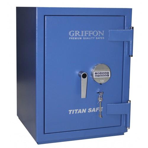 Огневзломостойкий сейф Griffon CL III.68.K.Е Brilliant Blue