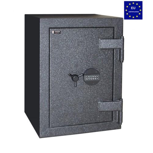 Огневзломостойкий сейф Griffon CLE II.68.E Special Black