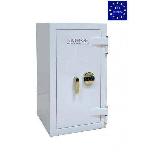 Огневзломостойкий сейф Griffon CLE II.90.E WHITE GOLD