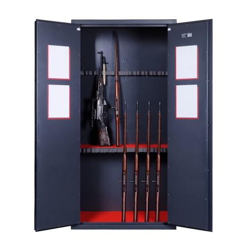 Оружейный сейф Шкаф для боеприпасов GA.200.2.K.K
